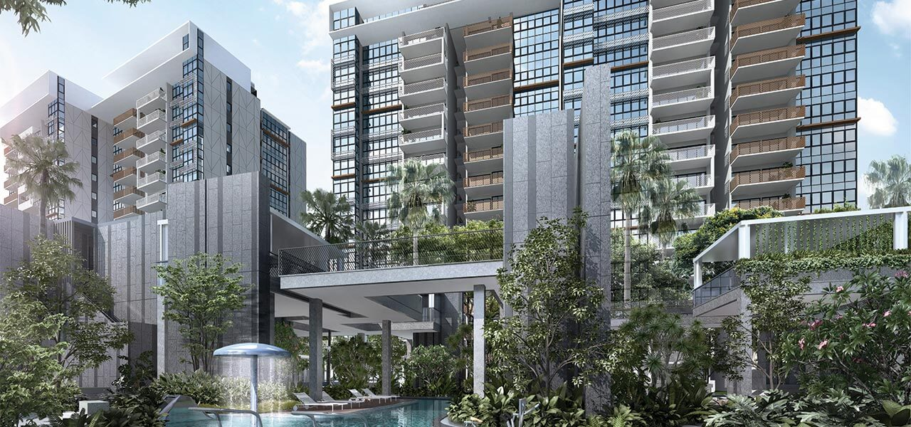 OLA Executive Condominium Singapore