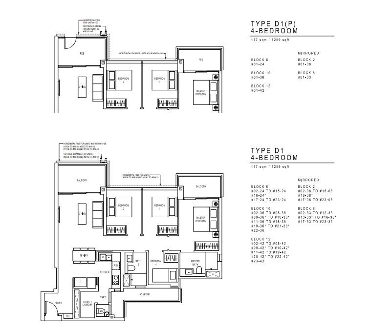 jadescape floor plans 6